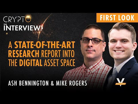 Digital Assets, Data & Infrastructure Report Overview w/ Mike Rogers, Analyst at The Block Research