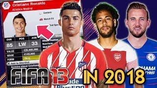 OMG!!! FIFA 13 in 2018!!!