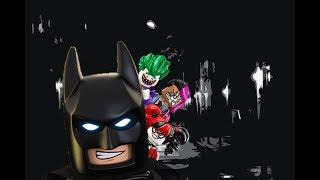 THE LEGO BATMAN MOVIE: One Night in Gotham