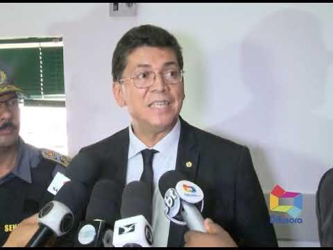 SEC  JEFFERSON PORTELA FALA DO NOVO CANGAÇO EM BACABAL 261118