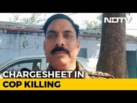 In Uttar Pradesh Cop's Killing In Mob Violence, Five Charged With Murder