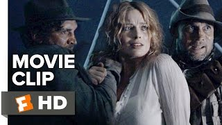 The Legend of Tarzan Movie CLIP - I Need You to Scream (2016) - Christoph Waltz Movie HD