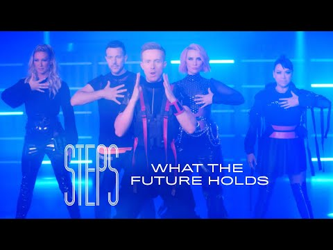 Смотреть клип Steps - What The Future Holds