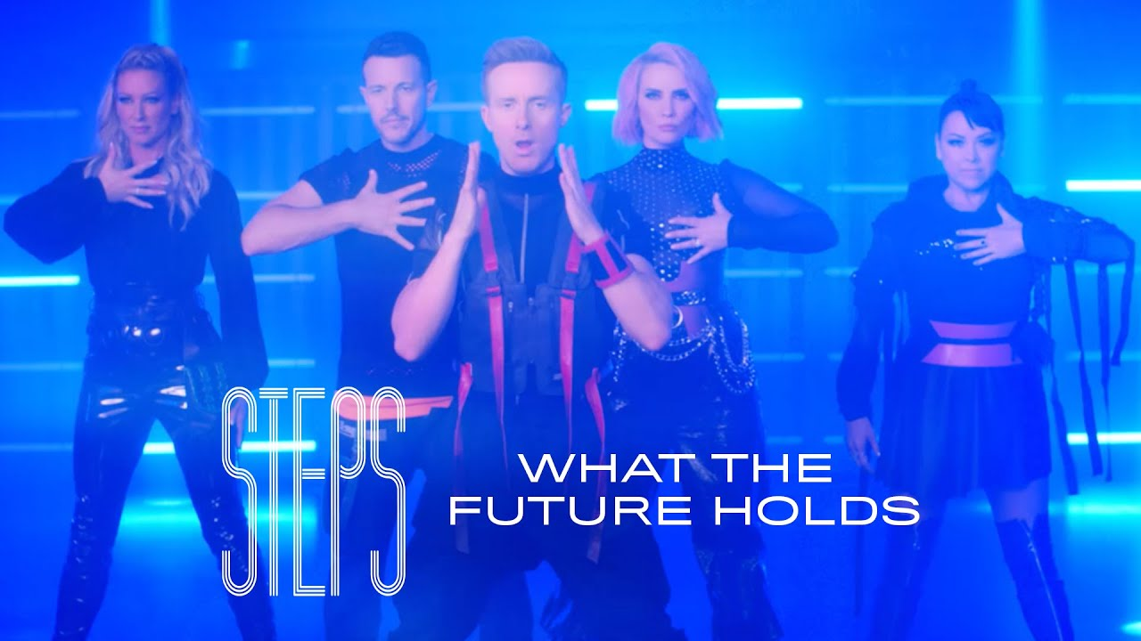 VIDEOCLIP: Steps - What The Future Holds