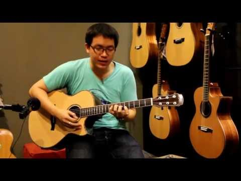 I'm Yours (Jason Mraz) cover by AcousticThai.Net