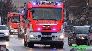 [BIG BLUELIGHT & SIREN SHOW] - STUTTGART - (Feuerwehr, DRK, Polizei) + PRESSLUFTKONZERTE - [A]