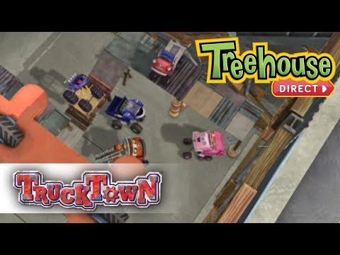 Trucktown: The Everything At The Same Time Game - Ep. 8 | FULL EPISODES ON TREEHOUSE DIRECT!