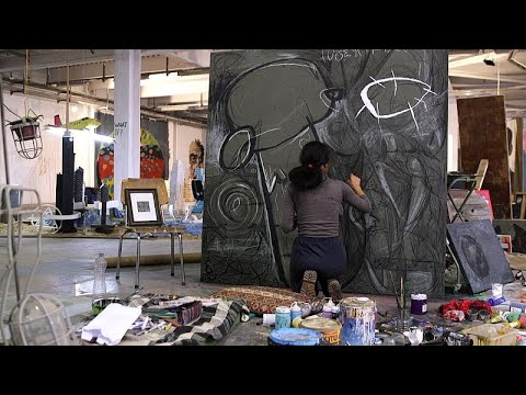 How are the arts thriving in the Kurdish region of Iraq?