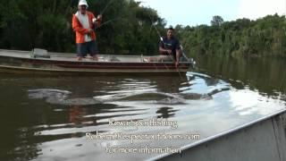 Rewa Sport Fishing Lodge, Guyana, South America