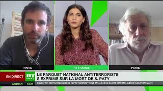 Assassinat de Samuel Paty : l'analyse d'Alexandre Langlois et Pierre Conesa