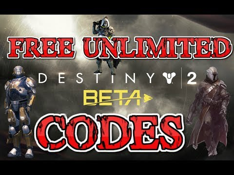 Ulimited Destiny 2 Beta Codes? 2 Methods Works For Any Game With A Beta.