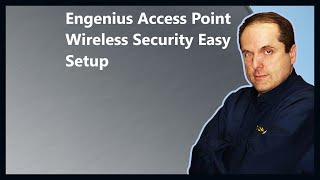 Engenius Access Point Wireless Security Easy Setup