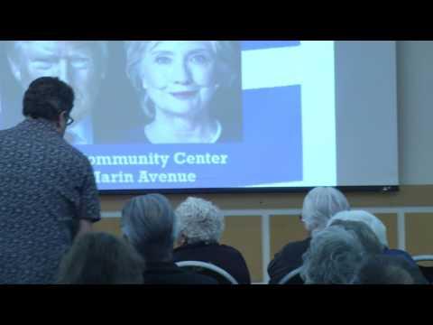 Debate Watch with Dr. George Lakoff