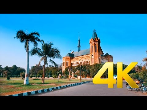 Frere Hall - Karachi - 4K Ultra HD