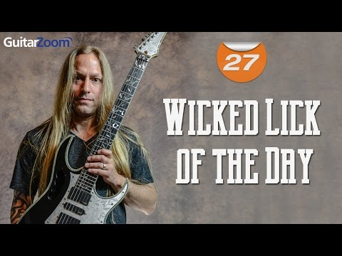 #27 Wicked Lick of the Day – Sweet Child O' Mine by Slash Style | Steve Stine