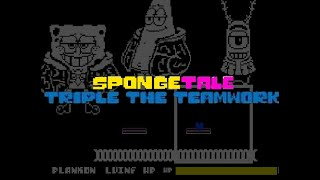 Spongetale: Trio Out Of Water - TRIPLE THE TEAMWORK Remix Inf Hp|Steam100TB|1080pHD