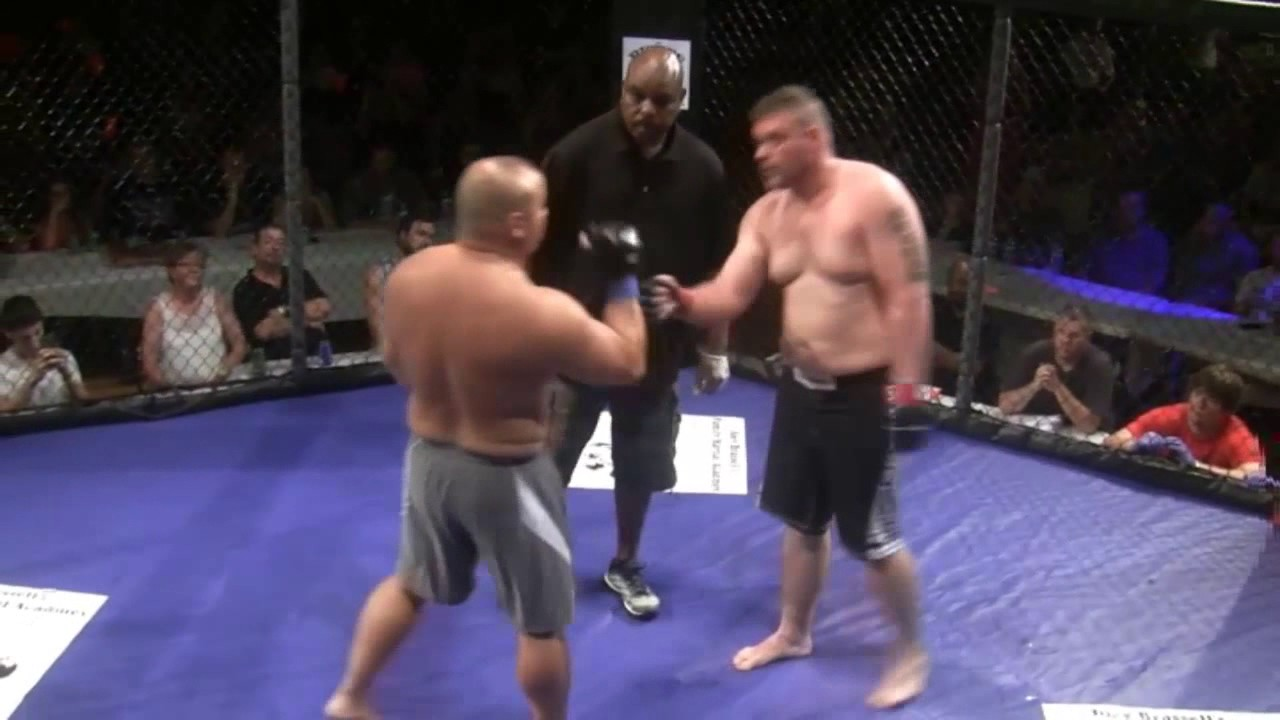 Top Alliance Combat (Casey Edwards vs. Melvin Brown)