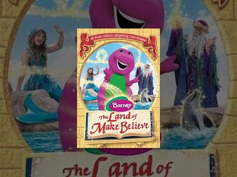 Barney: The Land of Make Believe