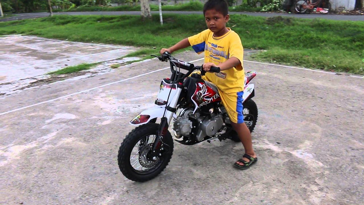 Gambar Motor Trail Anak Kecil Galeriotto
