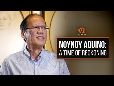 Noynoy Aquino: A time of reckoning