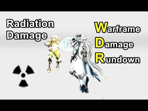 WDR #12: Radiation Damage (Warframe)