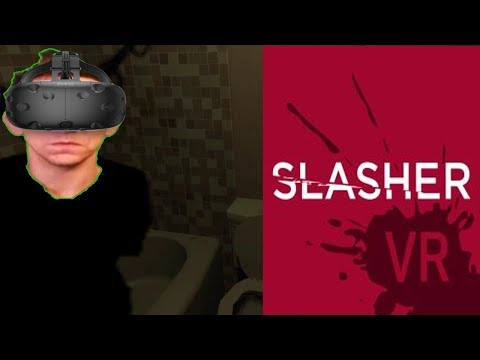 Slasher VR Full Gameplay |
