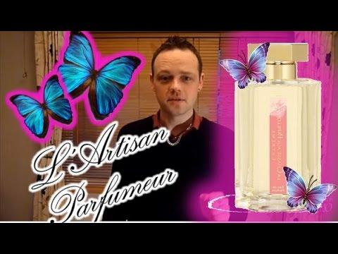 """""""La Chasse Aux Papillon Extreme"""" Lartisan Parfumeur Fragrance Review wmv"""