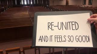 United Lutheran Church in Grand Forks, ND - Re-United