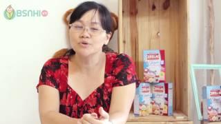 Cho con ăn phô mai, váng sữa nhu thế nào mới đúng?