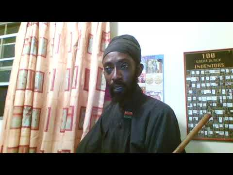 Who is the real BLACK PANTHER? A Must See Review of the Movie Black Panther. Priest Isaac
