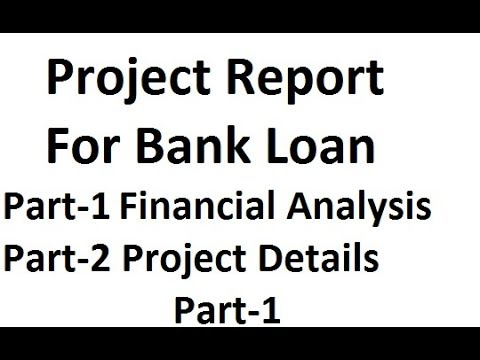 How to prepare project report Part 1(An inspiration for new Entrepreneurs)