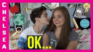 Back To School CHAT W/ My Brother!