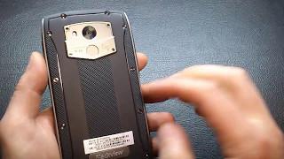 138.НОВИНКА!!! Новая версия неубиваемого смартфона для выживальщиков - BV 7000 Pro 4G