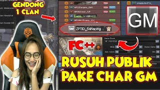CHAR GM + FULLCASH GILAA SAKIT PARAH COKK!! - Point Blank Indonesia