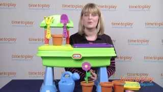 Little Tikes Garden Table From Mga Entertainment