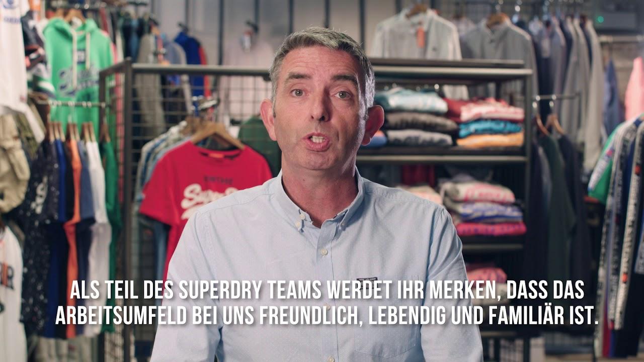designer fashion 5e051 6551b Superdry Germany als Arbeitgeber: Gehalt, Karriere, Benefits ...