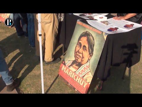 Marichuy la candidata indígena