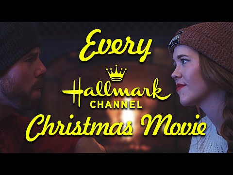 Every Hallmark Channel Christmas  Movie