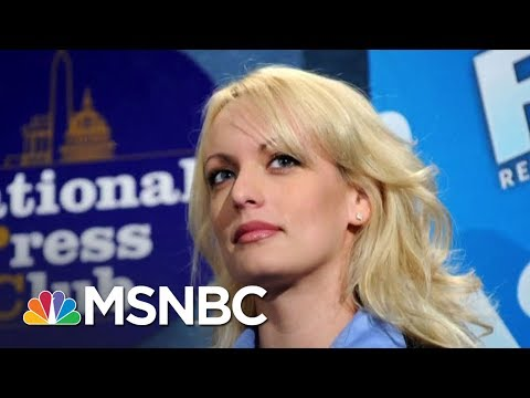 In Stormy Daniels' Lawyer, Has President Donald Trump Met His Match?   AM Joy   MSNBC
