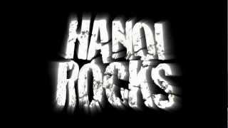 Hanoi Rocks - Never Get Enough (Demo)