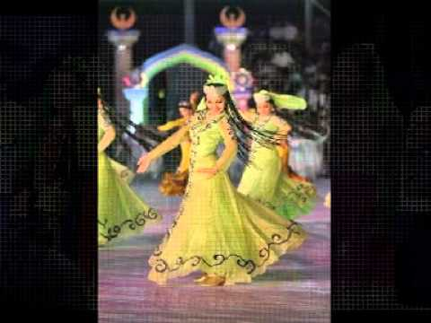 Bayot - Dance Of The Uzbek Girls