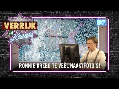 NAAKTFOTO'S, MONICA GEUZE & VROUWENKLEDING?! Alles over RONNIE FLEX! | Verrijk Je Kennis afl. 1