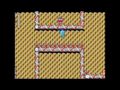 Mega Man Dongs - Hack Man