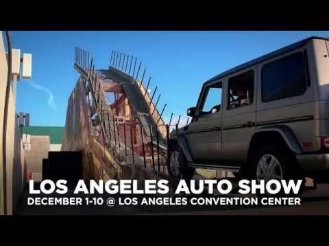 Interactive Experiences at the 2017 LA Auto Show