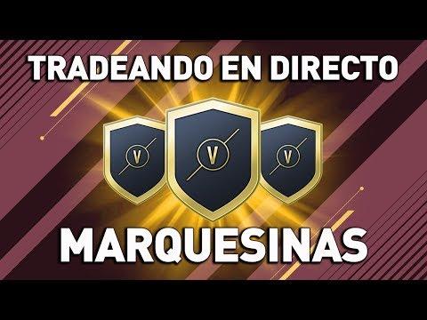 FIFA 17. SBC MARQUESINA. TRADEO DEL ESPABILAO. VAMOS A FORRARNOS