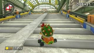 Super Bell Subway - 1:36.147 - NvK◇エル (Mario Kart 8 World Record)