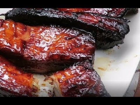 Char Siu Pork Belly