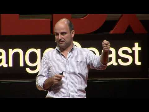 High impact entrepreneurship: Fernando Fabre at TEDxOrangeCoast