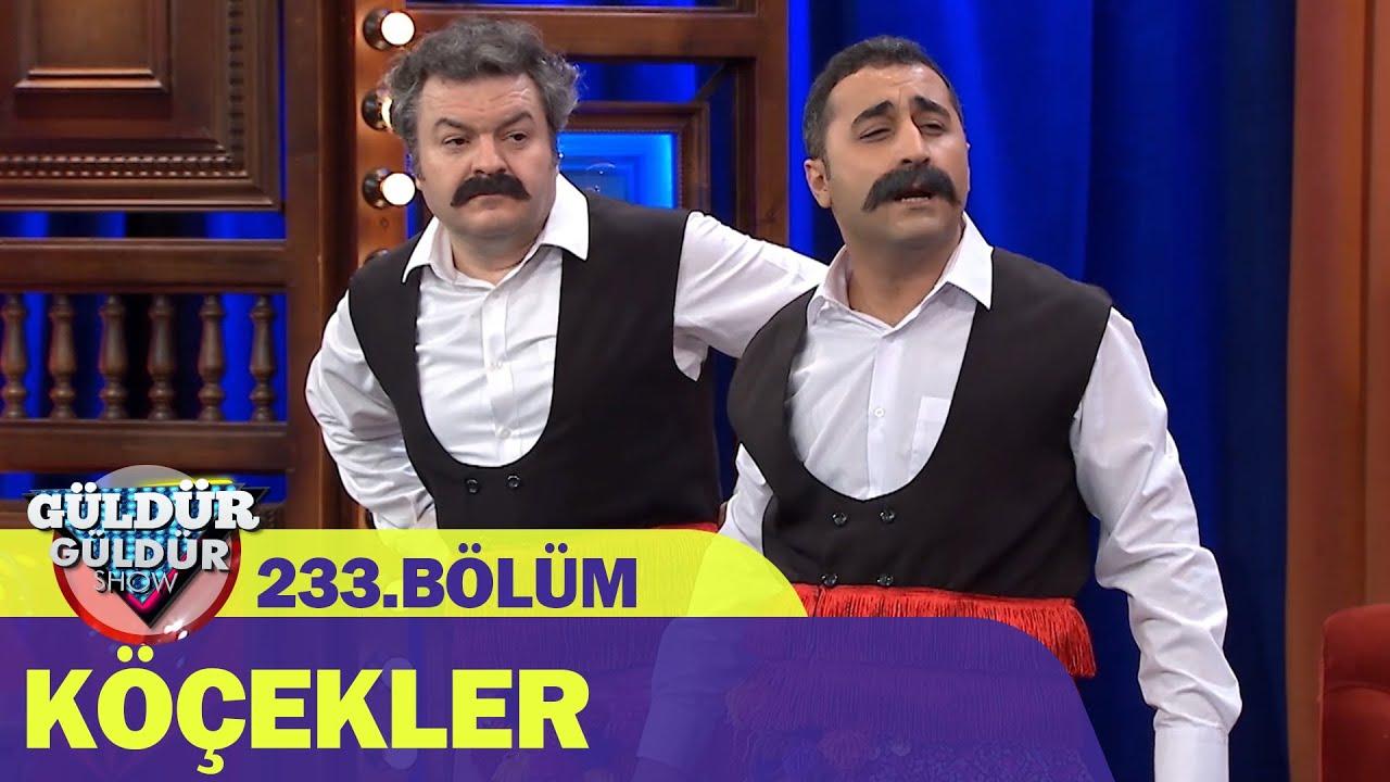 Köçekler - Güldür Güldür Show 233.Bölüm
