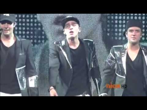 Big Time Rush Elevate HD Live ( Better With You Tour )